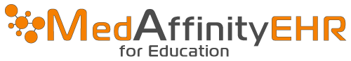 MedAffinity EHR for Education